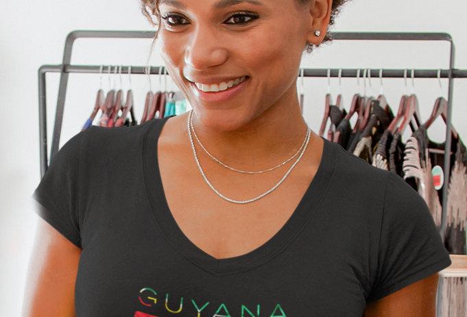 Guyana Womens T-Shirt