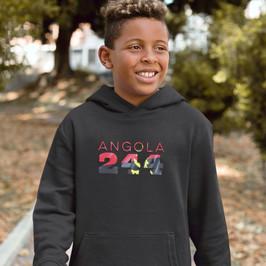 Angola Childrens Hoodie
