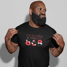 Trinidad & Tobago 868 Mens T-Shirt