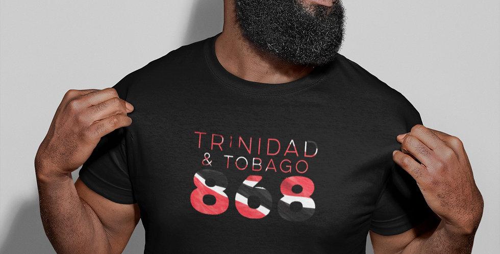 Trinidad & Tobago Black T-Shirt
