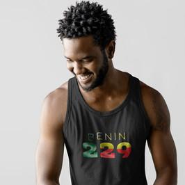 Benin 229 Mens Tank Top
