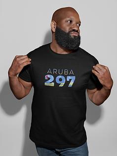 Aruba 297 Mens T-Shirt