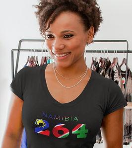 Namibia 264 Women's T-Shirt