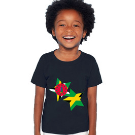 Dominica & Jamaica Childrens T-Shirt