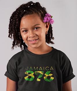 Jamaica Childrens T-Shirt
