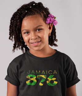Jamaica Childrens T-Shirt