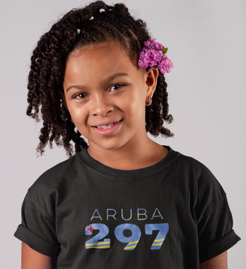 Aruba Childrens T-Shirt