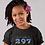 Childrens Aruba Black T-Shirt