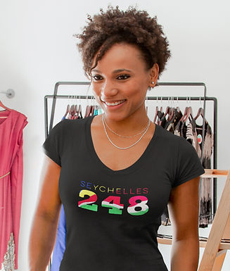 Seychelles 248 Women's T-Shirt