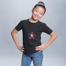Laos Childrens T-Shirt