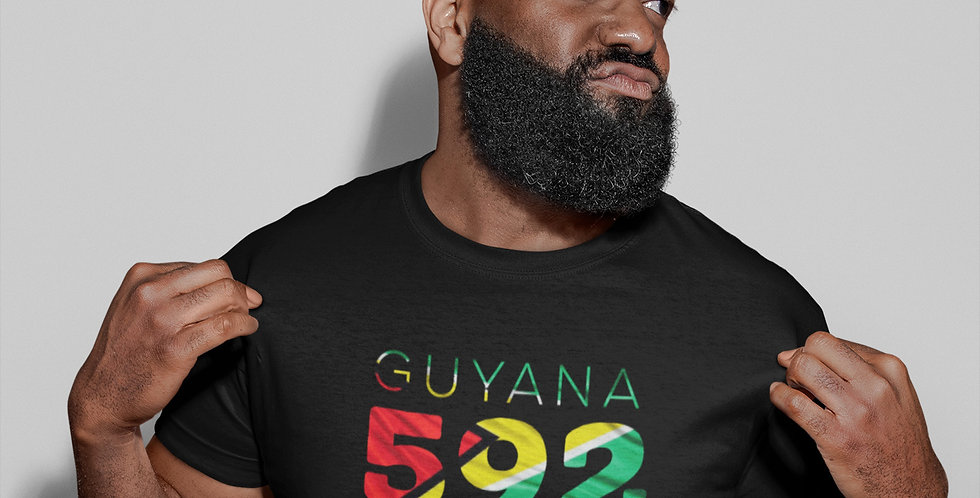 Guyana Mens T-Shirt