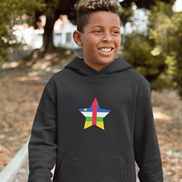 Central African Republic Childrens Hoodie