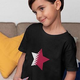 Qatar Childrens T-Shirt