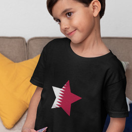 Qatar Childrens T-Shirt