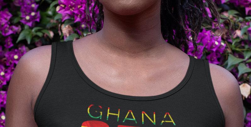 Ghana Womens Vest