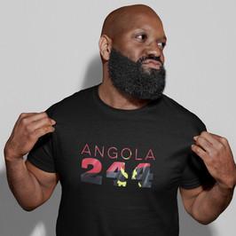 Angola 244 Mens T-Shirt