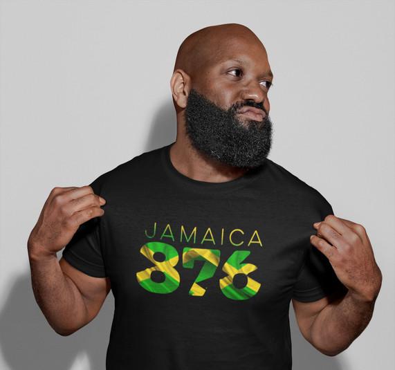 Jamaica 876 Mens T-Shirt