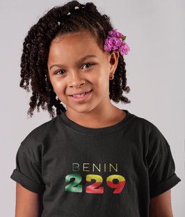 Benin Childrens T-Shirt
