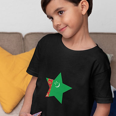 Turkmenistan Childrens T-Shirt