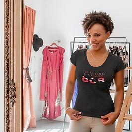 Trinidad & Tobago 868 Womens T-Shirt