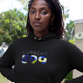 Curacao 599 Women's Pullover Hoodie