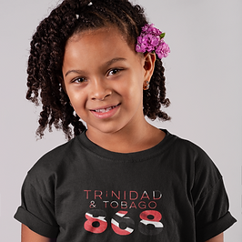 Trinidad & Tobago Childrens T-Shirt