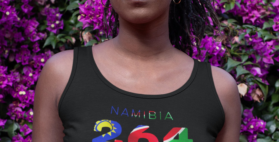 Namibia Womens Vest