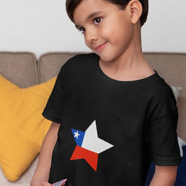 Chile Childrens T-Shirt