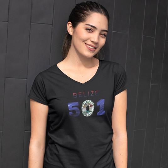 Belize 501 Women's T-Shirt