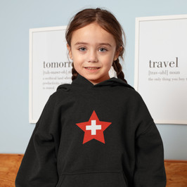Switzerland Childrens Hoodie