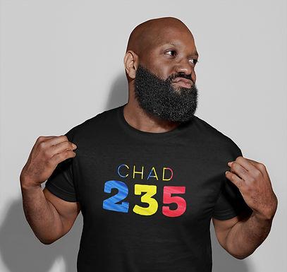 Chad 235 Mens T-Shirt