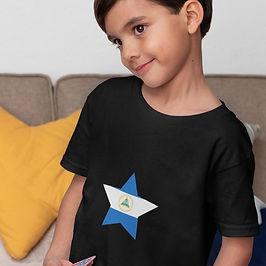 Nicaragua Childrens T-Shirt