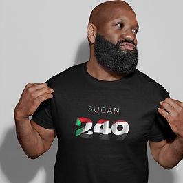 Sudan 249 Mens T-Shirt