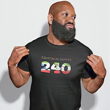 Equatorial Guinea 240 Mens T-Shirt