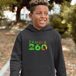Zambia Childrens Hoodie