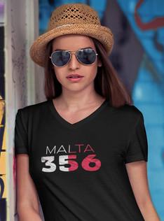Malta 356 Womens T-Shirt