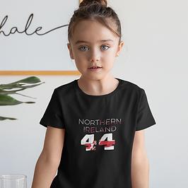 Northern Ireland Childrens T-Shirt