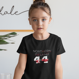 Northern Ireland 44 Childrens T-Shirt