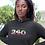 Equatorial Guinea Womens Black Hoodie