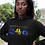 Barbados Womens Black Hoodie