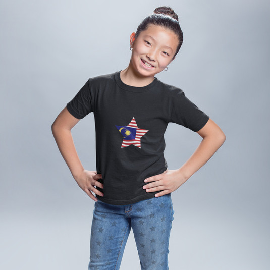 Malaysia Childrens T-Shirt
