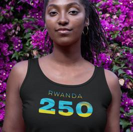 Rwanda 250 Womens Vest