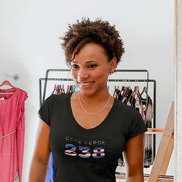 Cape Verde 238 Women's T-Shirt