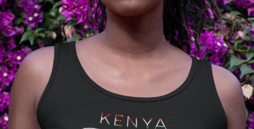Kenya Womens Vest