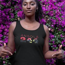 Angola 244 Womens Vest