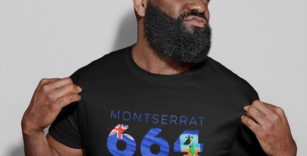 Montserrat Mens T-Shirt