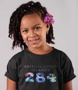 British Virgin Islands Childrens T-Shirt