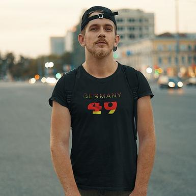 Germany 49 Mens T-Shirt