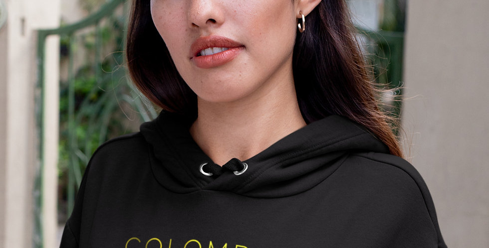 Colombia Womens Pullover Hoodie