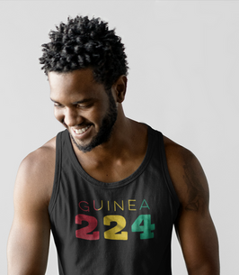 Guinea 224 Mens Tank Top
